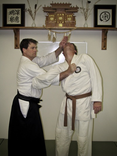 Kevin Heard Sensei | SMAA Senior Advisor with over 25 years of jujutsu trainings