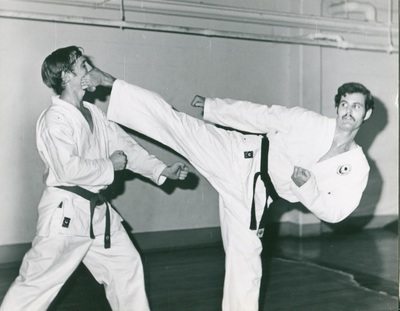 Joseph Rippy Sensei | Wado Ryu karate-do instructor and direct student of Ohtsuka Hironori Sensei