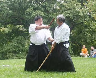 The Tradition of The Takeuchi Ryu
