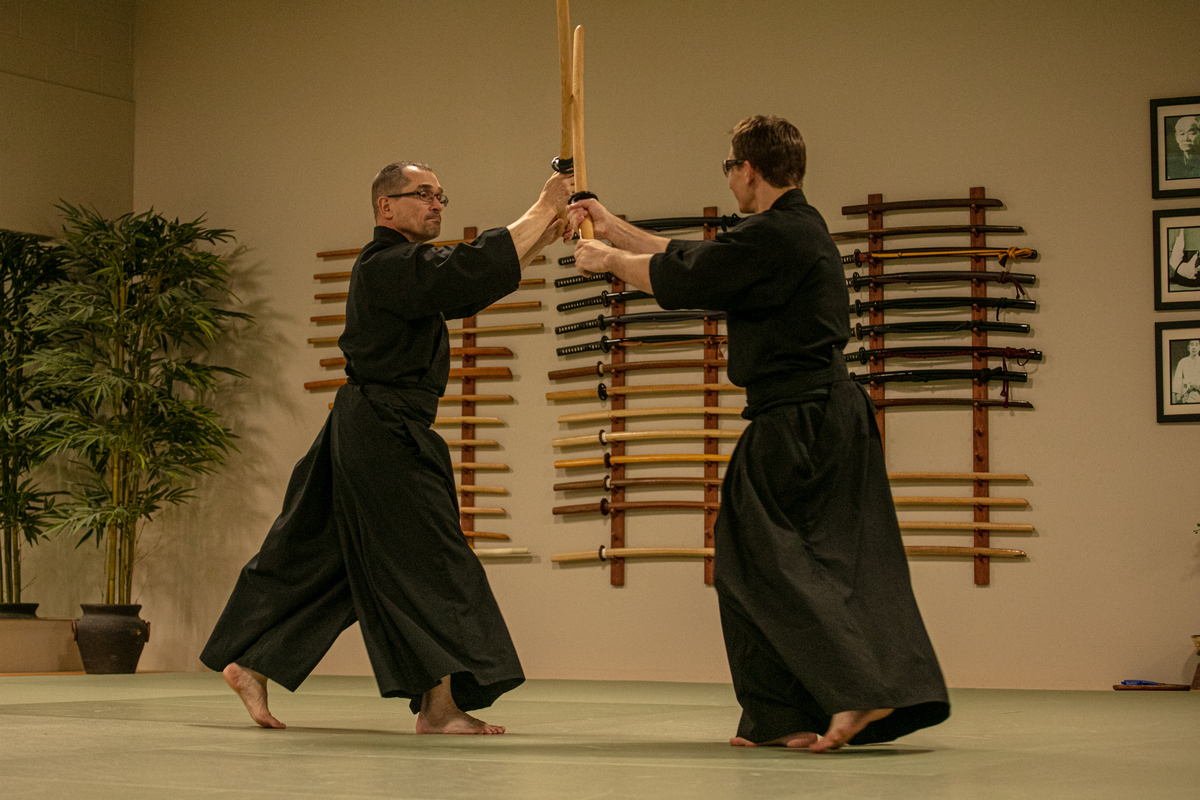 How to Use the Bokken (Wooden Sword)