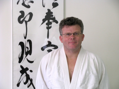 Mark Colby Sensei | Businessman, author, and judo instructor based in Japan